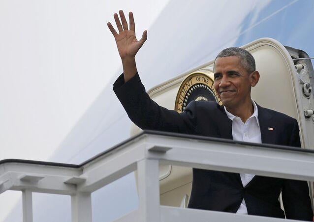 Presidente Obama em Cuba
