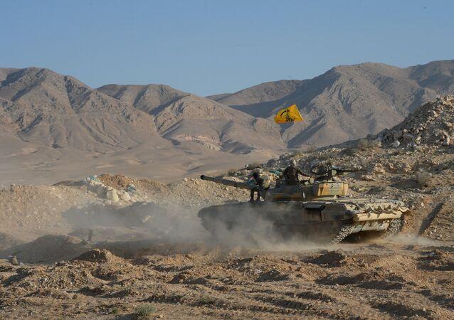 Exército da Síria se aproxima de Palmira