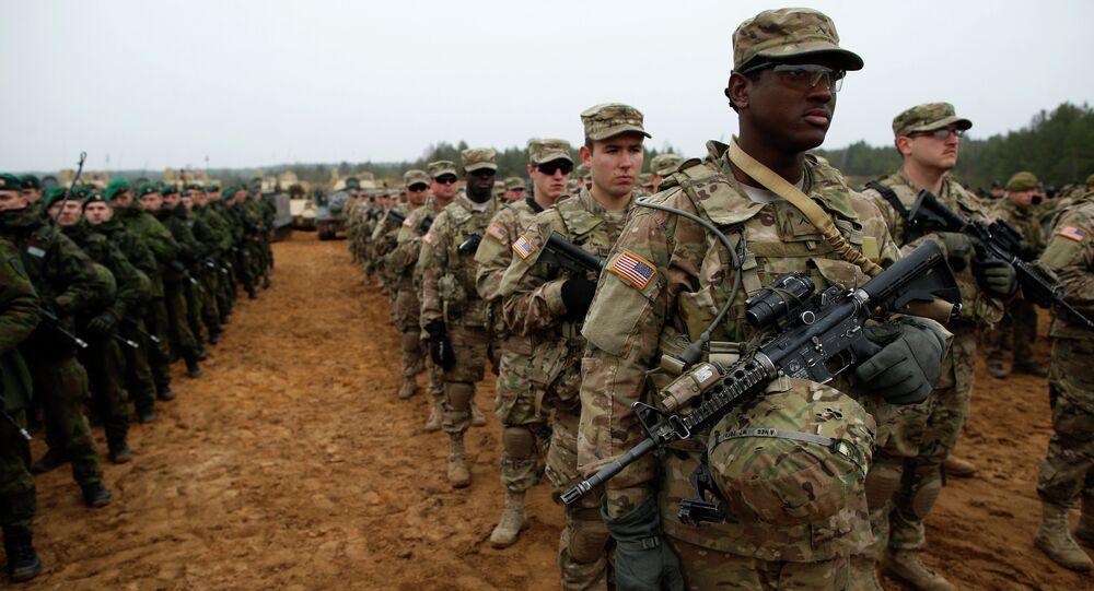 Soldados norte-americanos