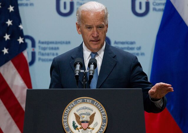 O vice-presidente dos EUA, Joe Biden