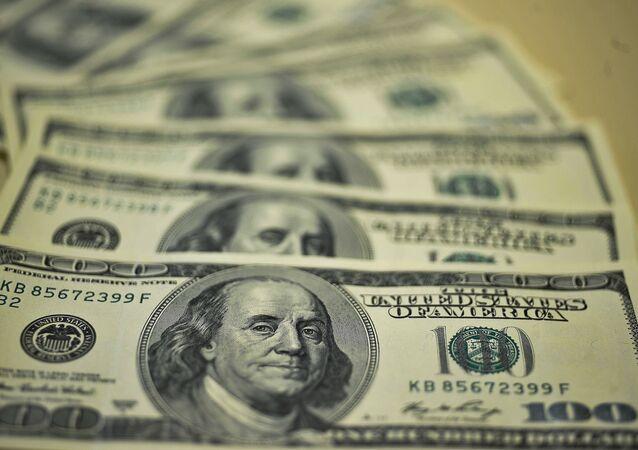 Cédulas de dólar