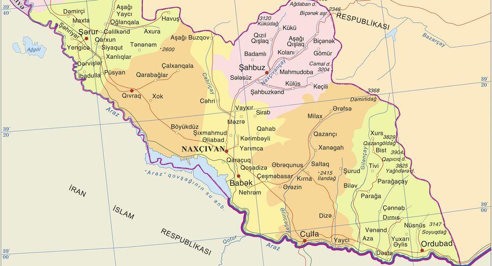 República Autônoma de Nakichevan
