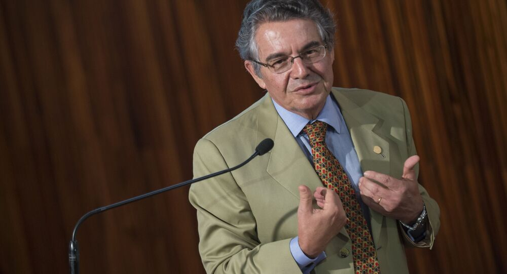 Ministro Marco Aurélio Mello, do Supremo Tribunal Federal (STF)