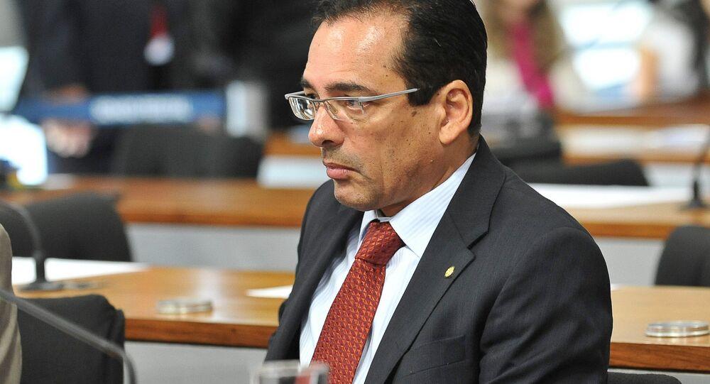Ex-deputado e ex-delegado da Polícia Federal Protógenes Queiroz