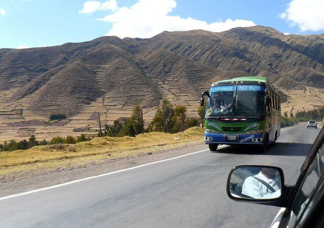 Segundo autoridades peruanas, os veículos não apresentam as condições necessárias para a geografia do país e possuem problemas na blindagem