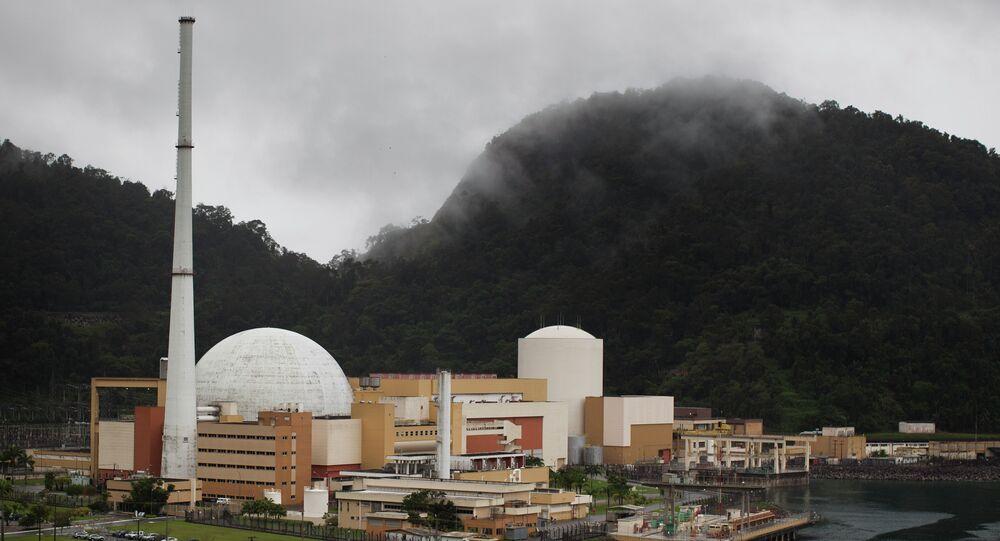 Usina nuclear da Angra dos Reis