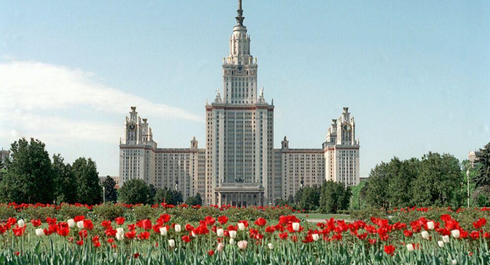 Universidade Estadual de Moscou