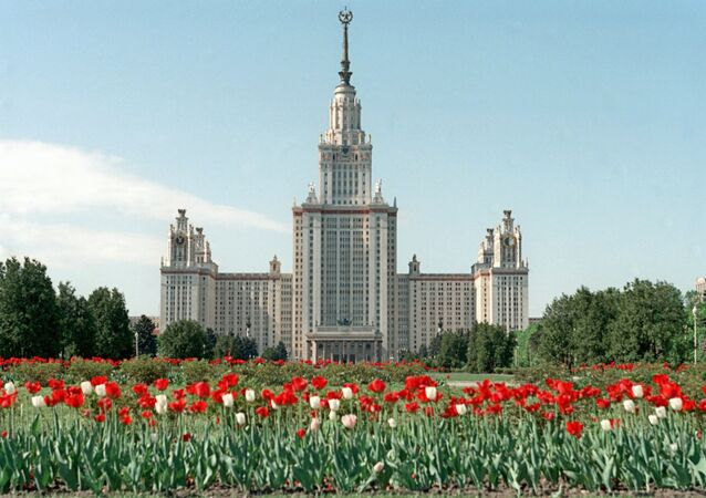 Universidade Estatal de Moscou