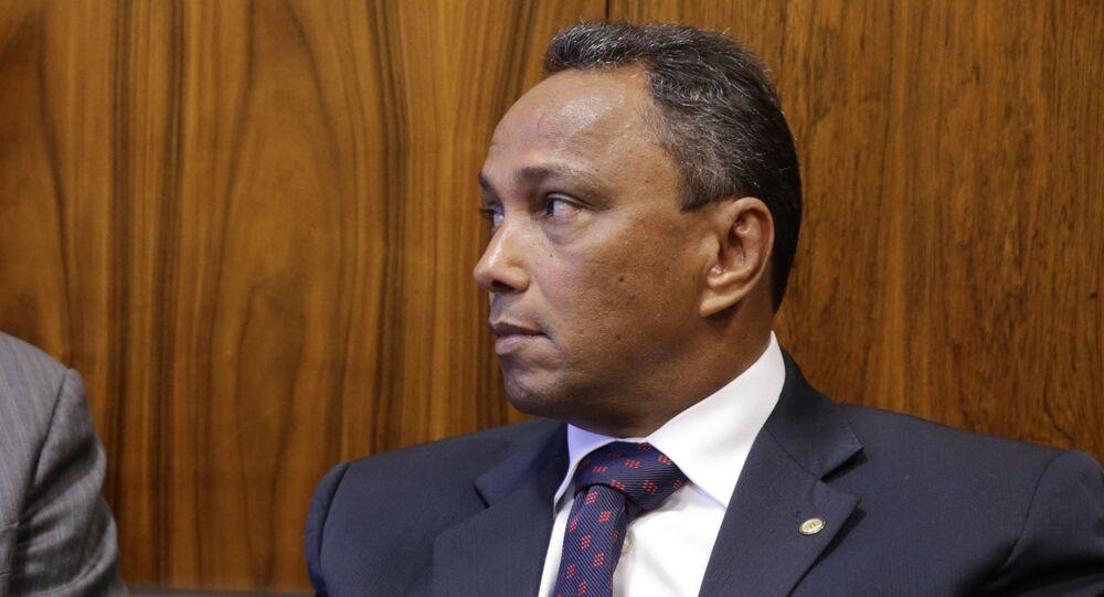 Sibá Machado, deputado federal pelo PT-AC