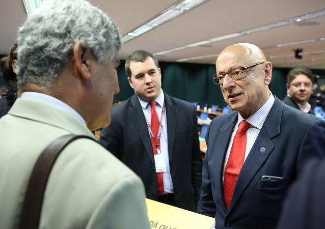 Deputado federal Esperidião Amin (PP-SC)