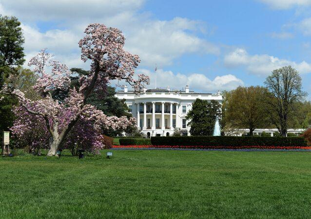 Casa Branca, Resdência oficial do Presidente dos EUA