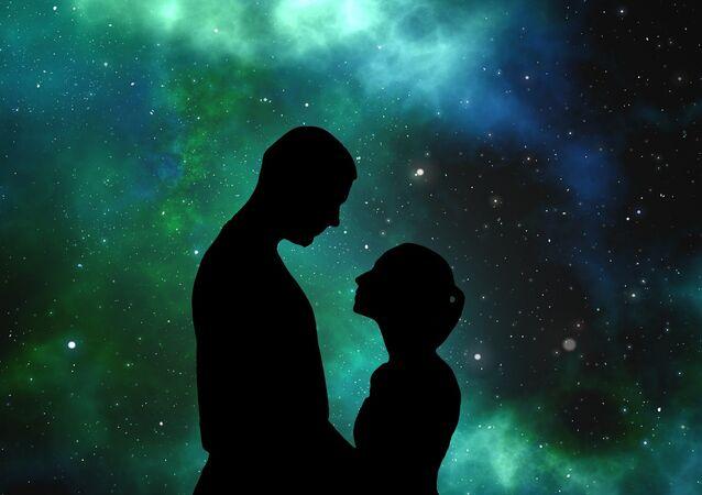 Casal espacial