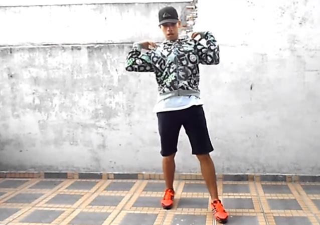 A nova dança brasileira Passinho do Romano pode se tornar internacional