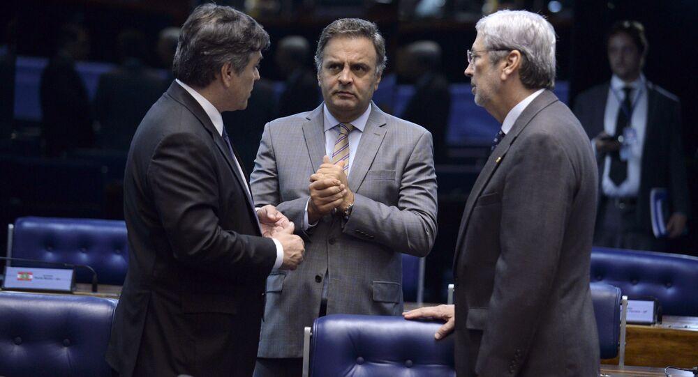 Senado Federal elege nesta segunda-feira, 25, os integrantes da comissão especial que vai analisar as acusações contra a Presidenta Dilma Rousseff