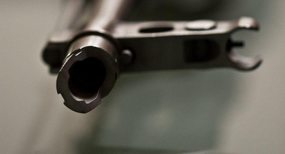 Fuzil de assalto de classe Kalashnikov