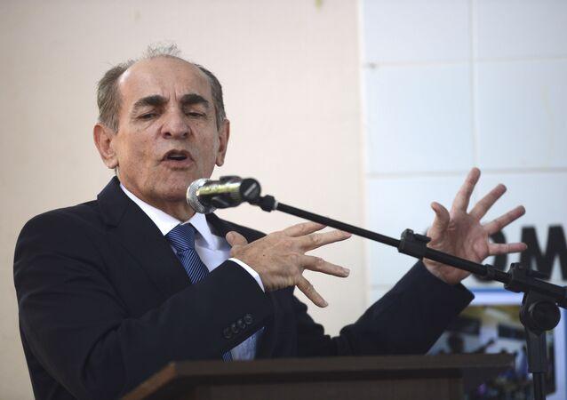 Marcelo Castro, ministro da Saúde do Brasil