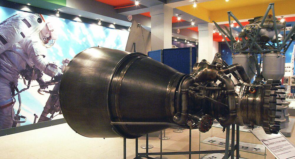 Motores de foguete russo RD-180