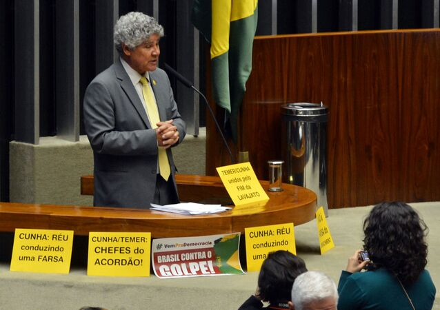 Deputado Federal Chico Alencar do PSOL-RJ