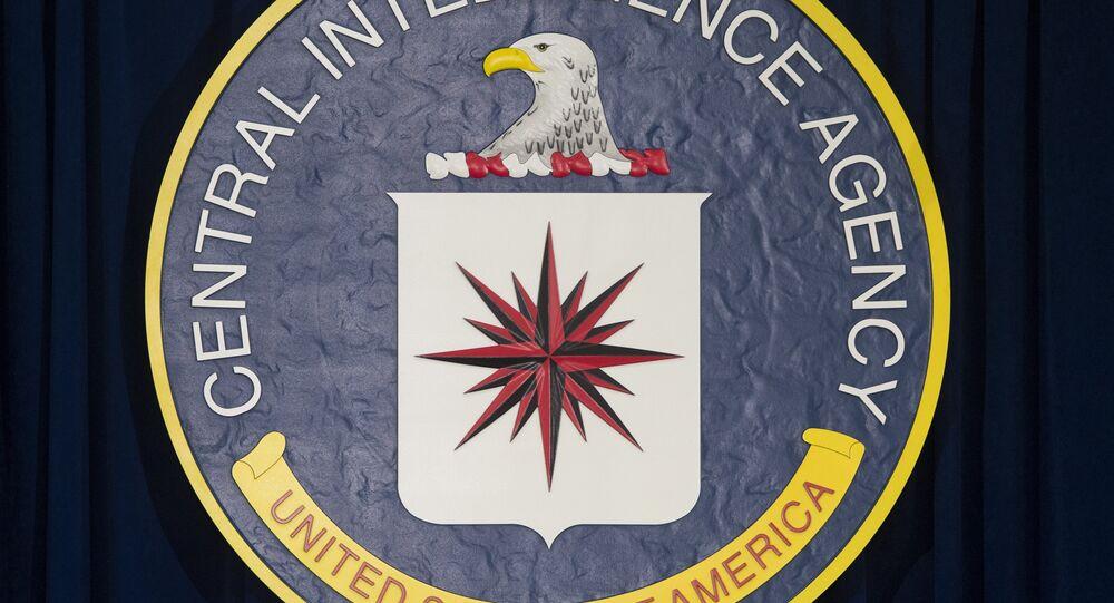 A Agência Central de Inteligência (CIA)