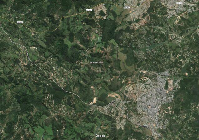 Município de Esmeraldas (MG)