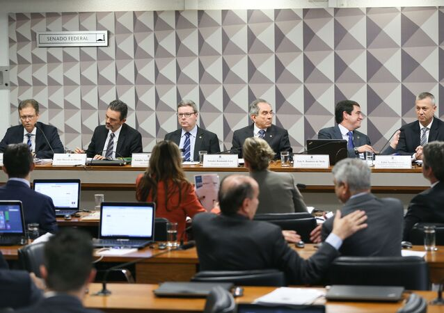 Comissão especial de impeachment do Senado
