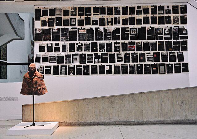 Artista argentino Lujan Funes participa da mostra