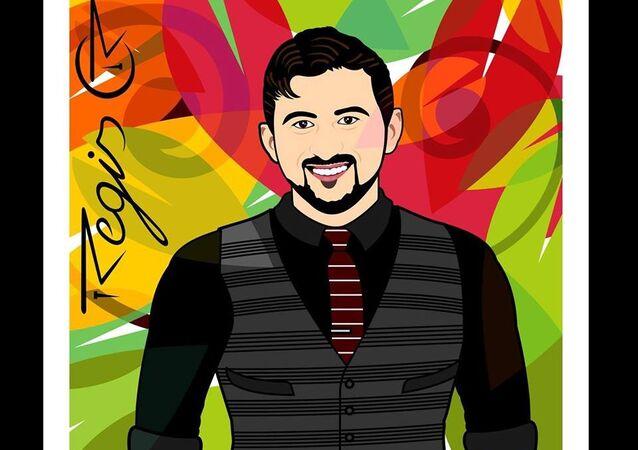 Autorretrato Regis de Castro
