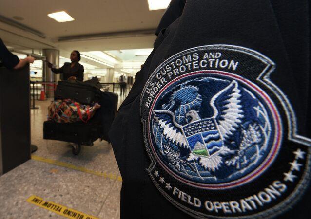 Serviço de Alfândega e Proteção de Fronteiras dos Estados Unidos