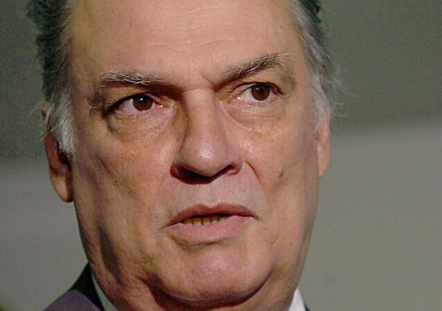 Deputado federal Roberto Freire (PPS-SP), presidente nacional do PPS