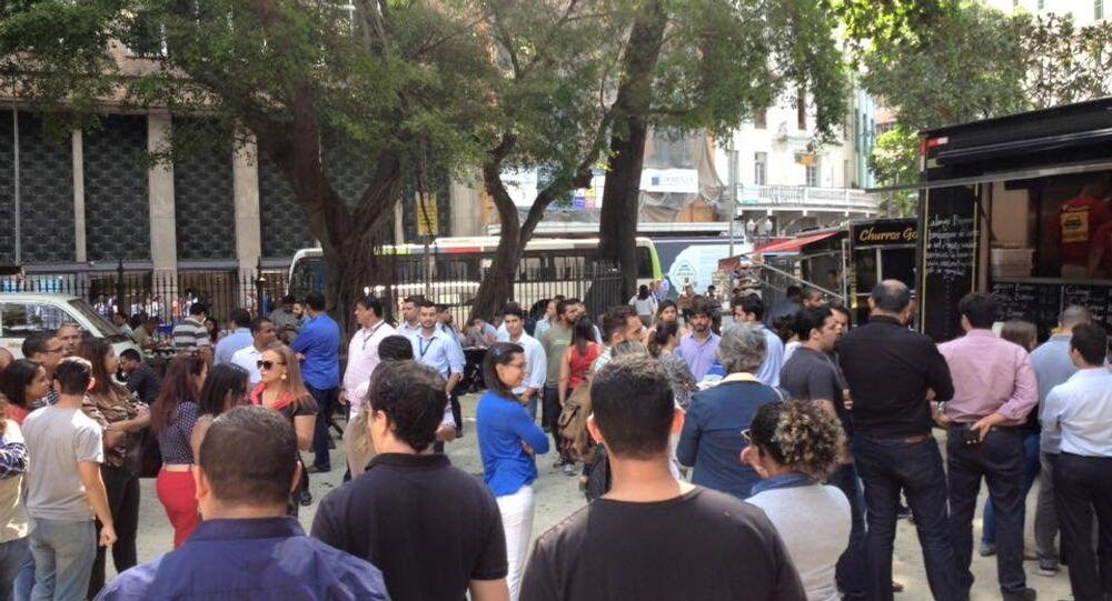 1º Festival Passeio Público