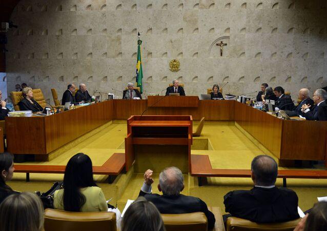 Plenário do Superior Tribunal Federal