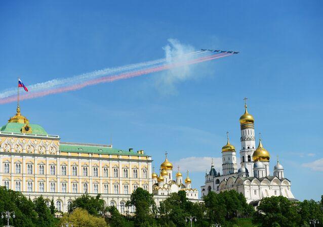O caça Su-34