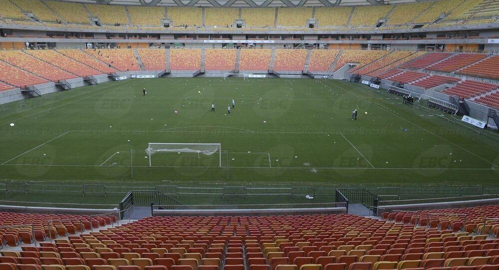 Arena Amazônia.