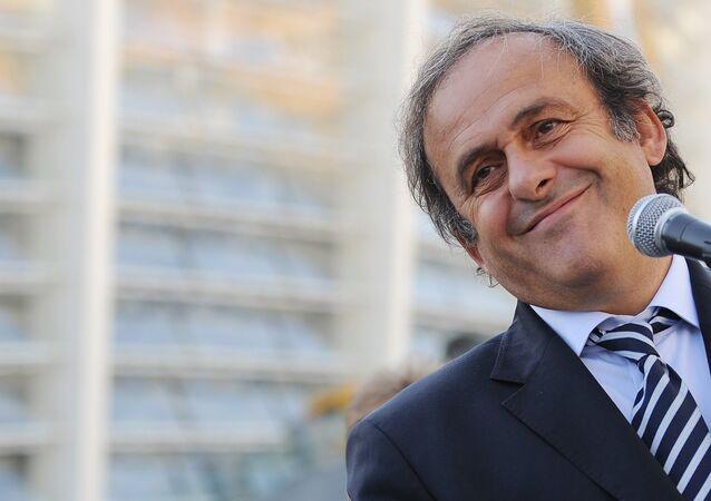 Michel Platini.