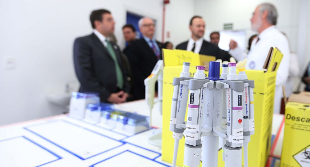 Início das atividades do Laboratório Brasileiro de Controle de Dopagem, para olimpíadas.