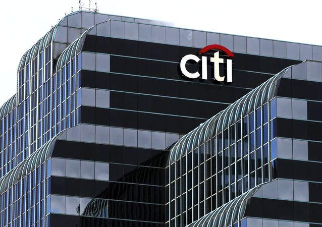 O prédio do Citigroup