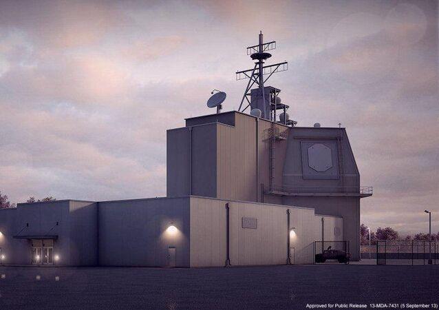 O sistema de defesa antimíssil Aegis Ashore na Roménia