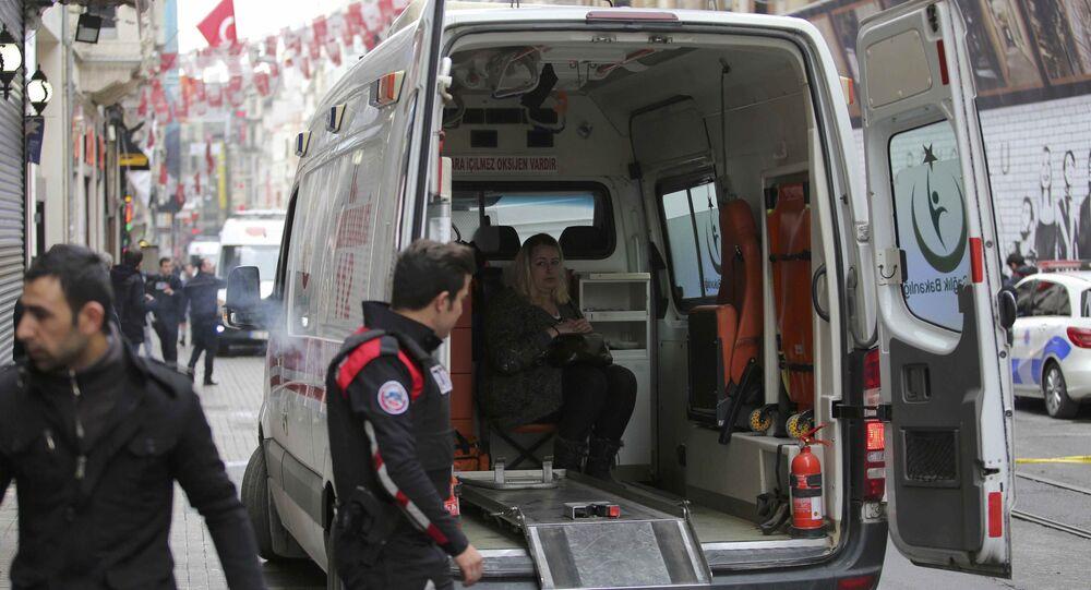 Segundo agência Reuters, ataque teria deixado ao menos alguns feridos