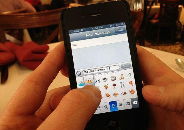 Texting Emoji