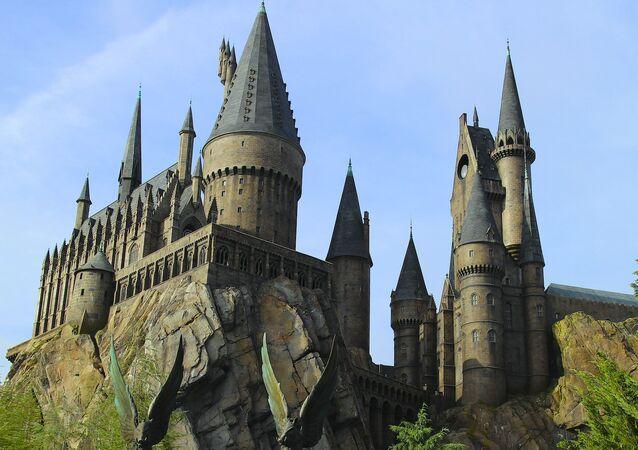 A Escola de Magia e Bruxaria de Hogwarts