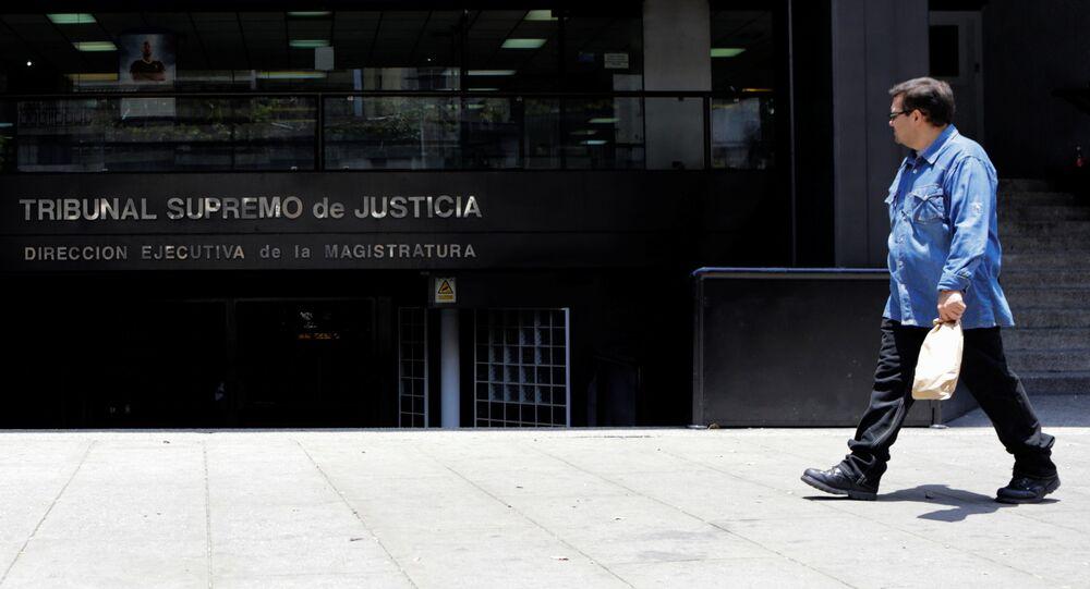 Tribunal Supremo de Justicia da Venezuela