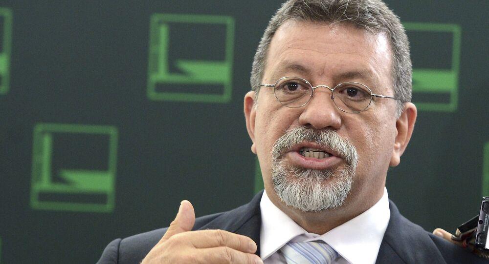 Líder do PT na Câmara dos Deputados, Afonso Florence