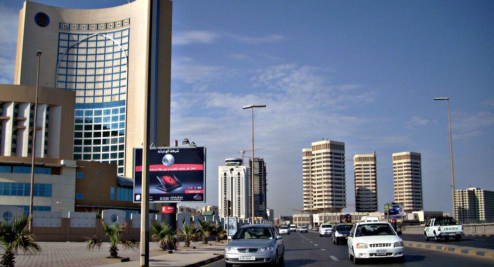 Trípoli, Líbia (arquivo)