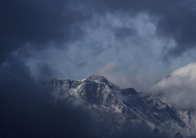 O monte Everest