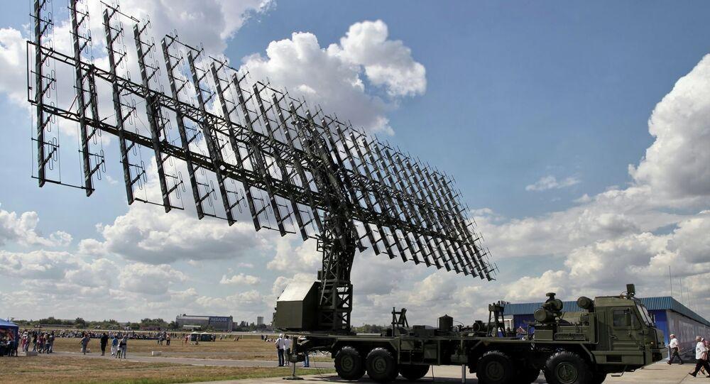 Radar russo Nebo-M