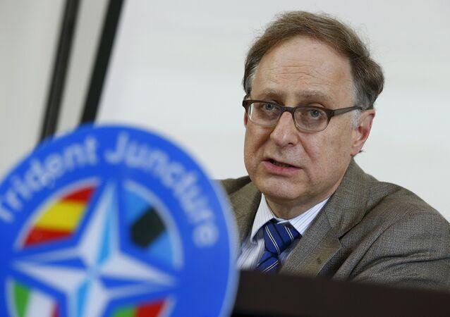 Vice-secretário-geral da OTAN, Alexander Vershbow