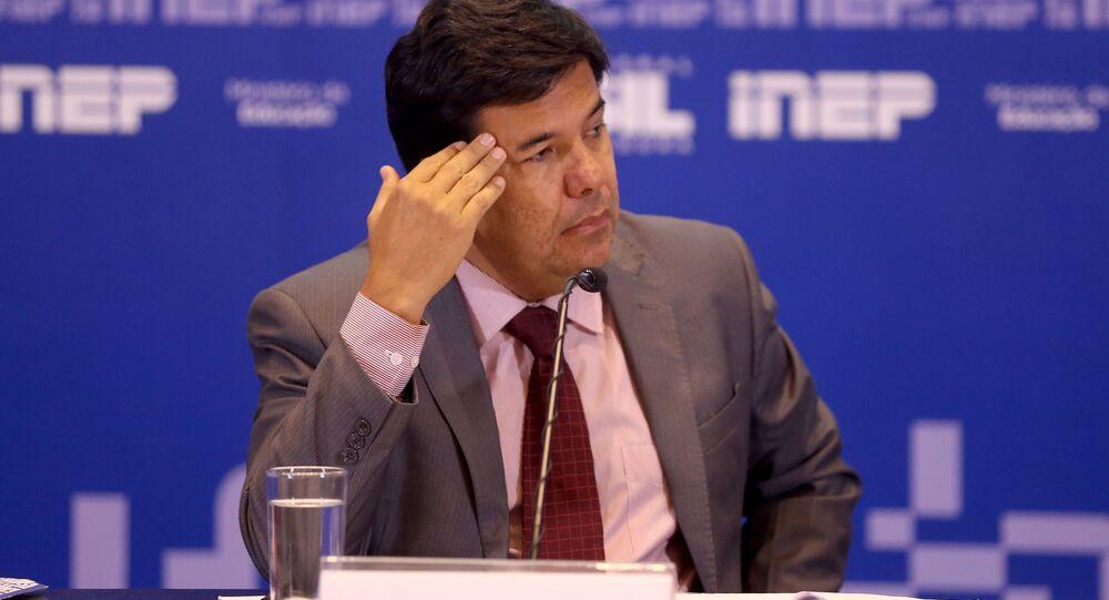Ministro da Educação, Mendonça Filho