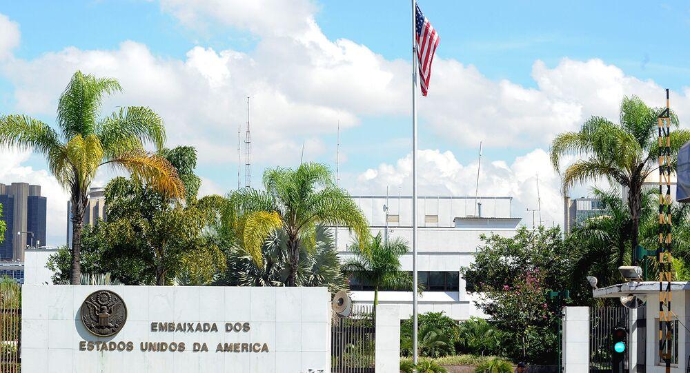 Embaixada dos Estados Unidos no Brasil