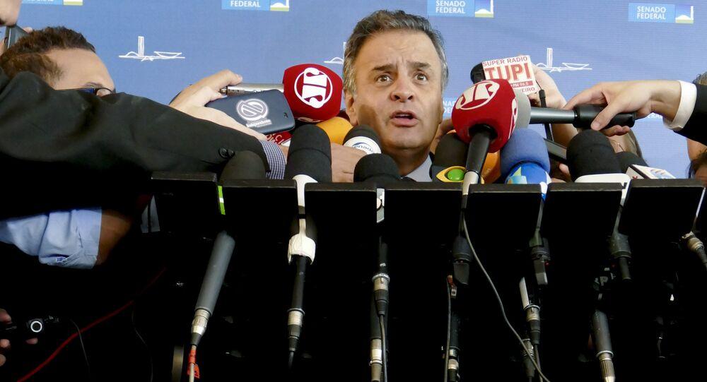 Aécio Neves - PSDB