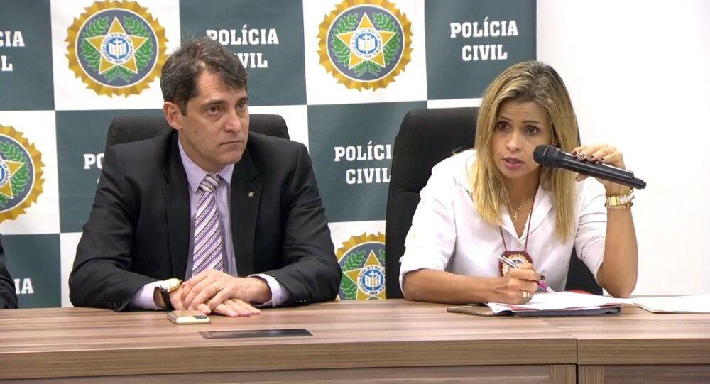 Polícia Civil do Rio confirma em coletiva, que houve estupro coletivo
